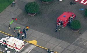 Police: 2 dead, including gunman, in school attack near Seattle