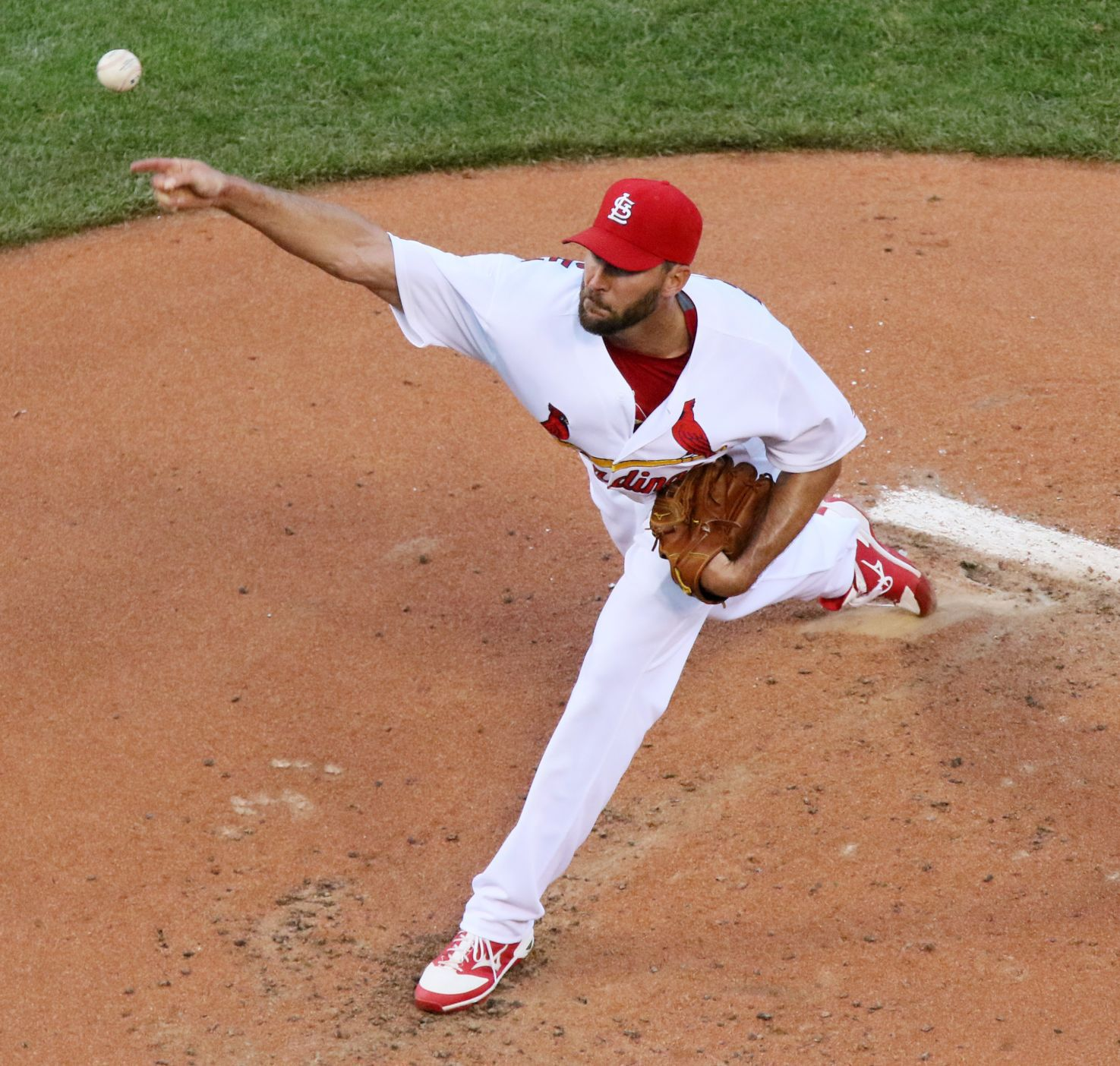 Who's hot (Wainwright), who's not (Rosenthal) for Cardinals