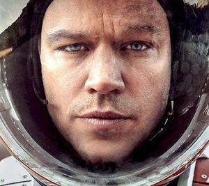 'The Martian' is one of year's uplifting, exciting, funniest movies