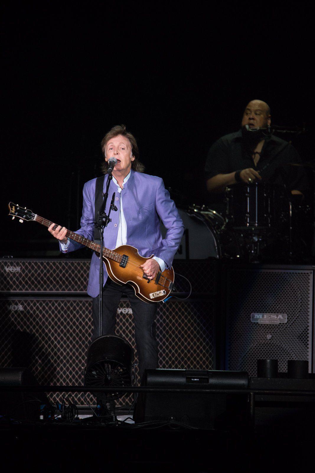 Paul McCartney at Busch Stadium