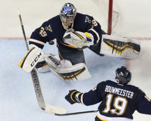Daily Bits: It isn't all on Ryan Miller