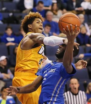 Photos: SLU loses to VCU