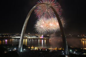 Showcase your fireworks photos here