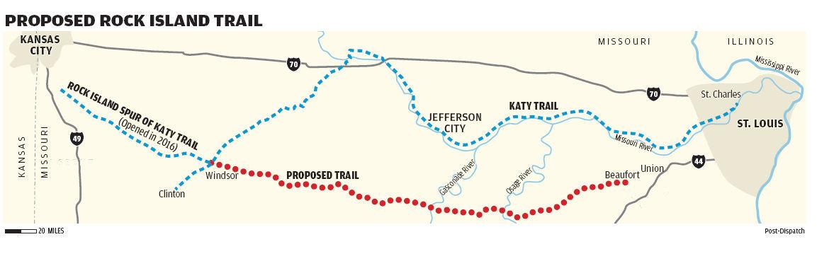 Advocacy Alert State Of Missouri Reconsidering Rock Island Trail