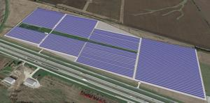 Ameren seeks to build massive solar array along I-70