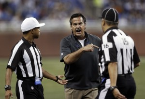Rams Notebook: Bradford will welcome return of refs