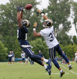 Rams face Broncos with more on the line