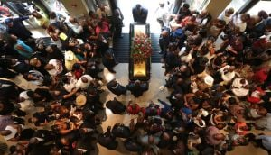 PHOTO GALLERY: Michael Brown's funeral