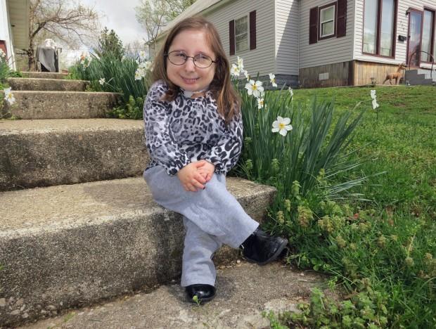 Bridgette Jordan, 23, of Sandoval, Ill : News