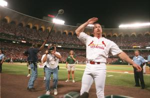 McGwire, McCarver, Martin to enter Cardinals' Hall of Fame