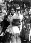 Elizabeth Eckford, Little Rock Nine