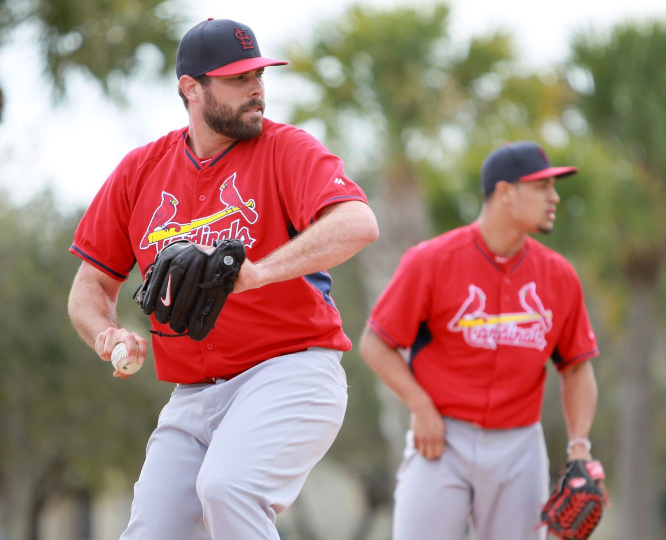 Bernie: Walden a big part of Cards 'pen