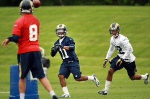 Bernie Bytes: 5 most intriguing Rams