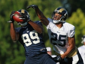 Burwell: Rams are Cookin' at tight end