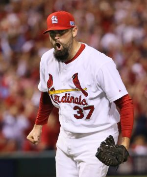 Neshek 'disappointed' Cards didn't make him an offer