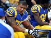 Strauss: After crazy week, Saffold's back home