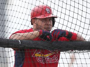 Peralta leads Cards into former home Lakeland