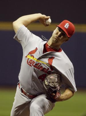 Cards-Padres scoreless through three innings