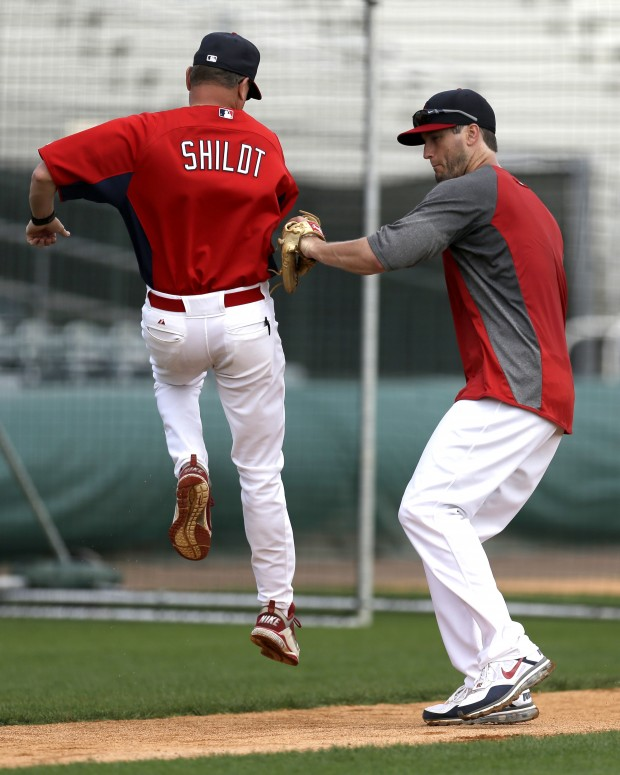 Mike Fiers Spring Stats: Gallery: David Freese At Spring Training : Sports