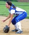 Touchette on guard for Columbia softball during stellar season