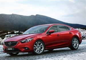 Mazda recalls cars to fix tire pressure monitors