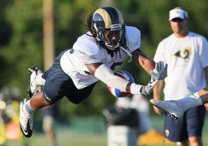Rams trim roster by 11, including 3 local players