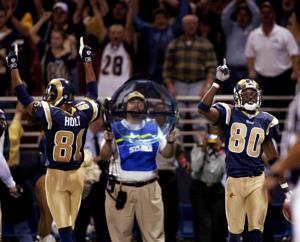 Bruce to Rams fans: 'Show up'