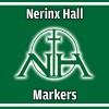 Nerinx Hall Markers logo