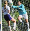 Wallner, Eureka dodge obstacle en route to first final four berth