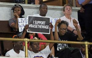 Clayton law firm represents St. Louis in minimum wage fight—for free