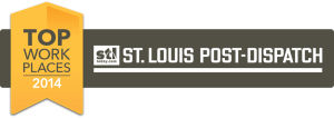 Meet the top St. Louis workplaces of 2014