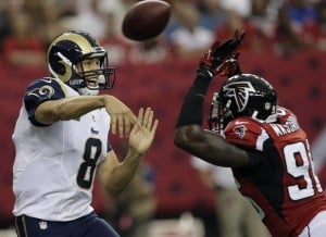 Rams show comeback potential