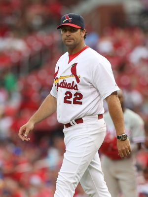 Breakfast with Bernie: Matheny's move on 22 shows class