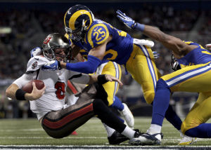 Rams boot Tampa Bay 23-13