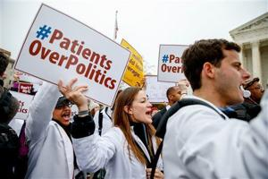 Potential fallout from Supreme Court decision on Obamacare could be 'ugly'