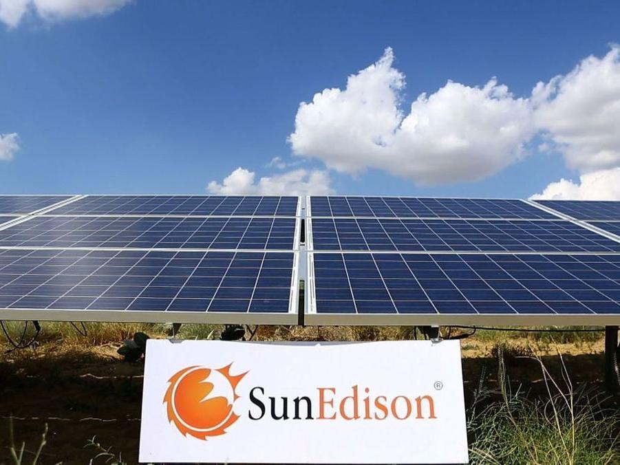 SunEdison shares tumble 55  percent after bankruptcy warning - STLtoday.com