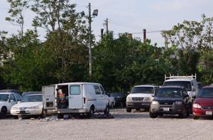Body found inside van on St. Louis tow lot