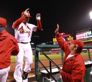 Gordo: Cards poised to win numbers game