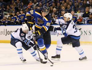 Blues trying to solve power-play mystery