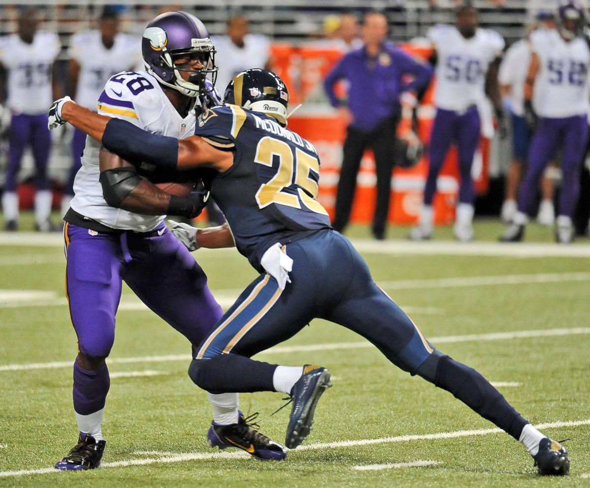 NFL Jerseys Official - Rams facing injury trouble for Vikings game | NFL | stltoday.com
