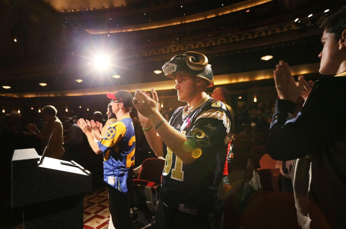 Jerseys NFL Online - Emotional Rams fans plead case to NFL | NFL | stltoday.com