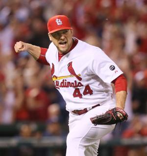 Cards shutout Brewers 1-0