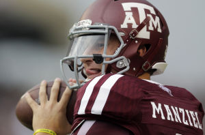 Tipsheet: Manziel still looms as NFL Draft X-factor