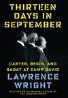 Historian Lawrence Wright details Camp David peace talks