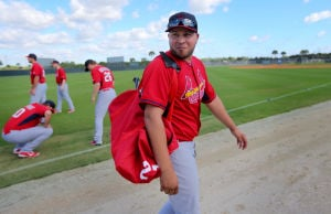 Peralta quickly adjusting to Cardinal Way