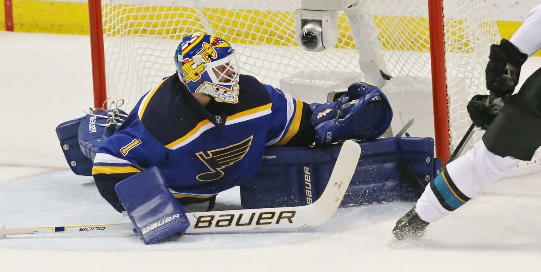 Blues go back to Elliott to save them in Game 6