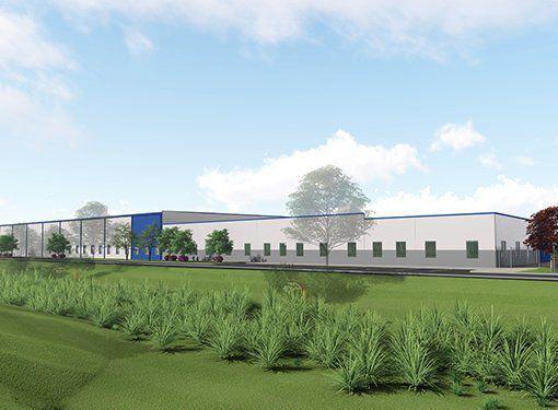 Korte Co. building new postal service distribution center in Oregon