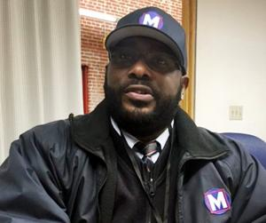 Call-A-Ride operator doesn't consider himself a hero after fire rescue