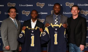 Rams picks in NFL draft