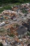 Tornado whips through Bridgeton